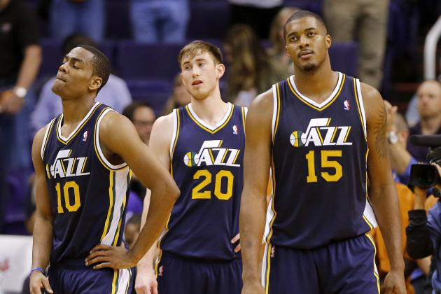 Final Regular-Season Grades for Every Utah Jazz Player