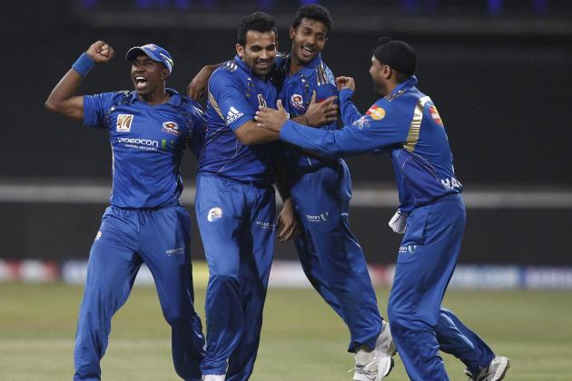 Mumbai Indians 2014: Squad, Auction Deals, Captain and Probable Team