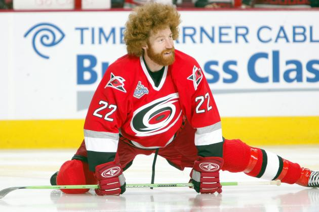 Best Playoff Beards in NHL History