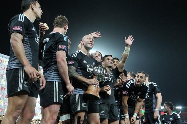 Picking the Best Sevens Team for the World's Top 10 Rugby Nations