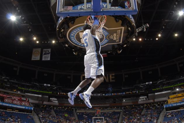 Greatest Moments from Victor Oladipo's Rookie Season with the Orlando Magic