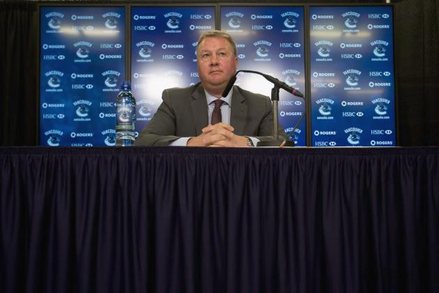 Which NHL General Managers Should Follow Mike Gillis into Unemployment?