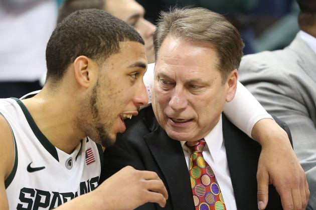 Michigan State Basketball: 5 Biggest Things to Look Forward to in 2014-15