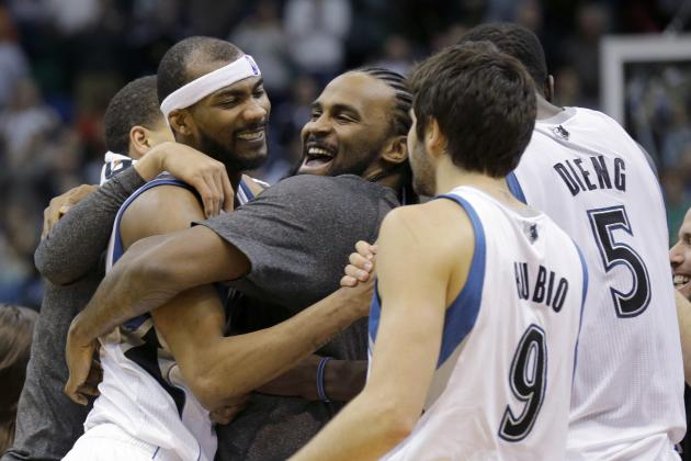 Biggest Needs for Minnesota Timberwolves During 2014 Offseason