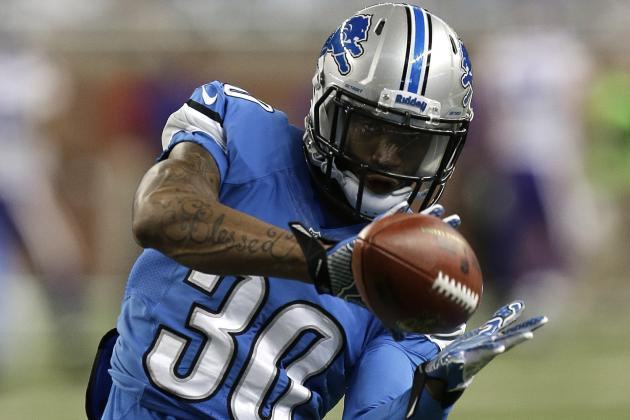 6 2014 Draft Picks That Could Be Opening Game Starters for the Detroit Lions
