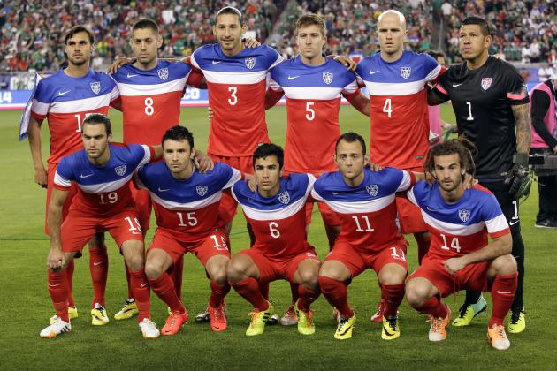 Predicting the USMNT Squad 60 Days from the 2014 World Cup