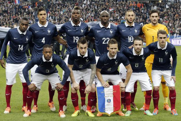 Predicting the France Squad 60 Days from the 2014 World Cup