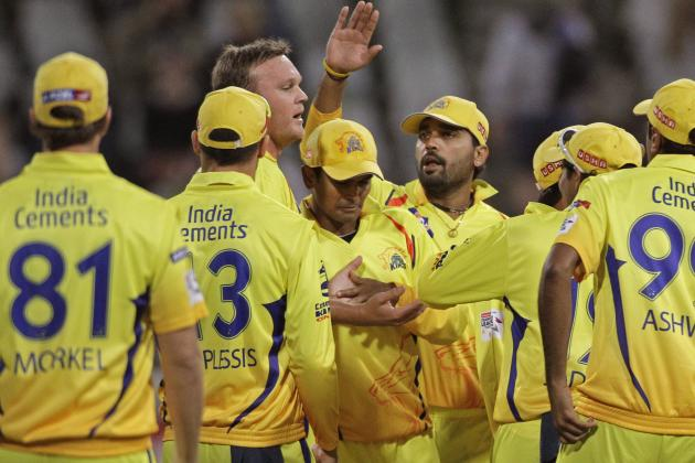 Chennai Super Kings 2014: Squad, Auction Deals, Captain, Probable Team