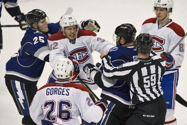 5 Keys to a Montreal Canadiens' 1st-Round Victory vs. Tampa Bay Lightning