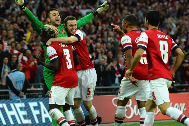 Wigan Athletic vs. Arsenal: 6 Things We Learned from Dramatic FA Cup Semi-Final