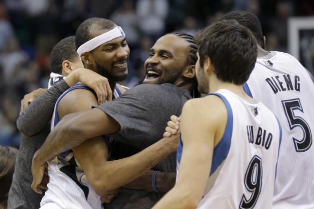 Ranking the Most Impressive Scoring Outbursts of the 2013-14 NBA Season