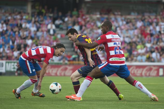 Granada 1-0 Barcelona: 6 Things We Learned