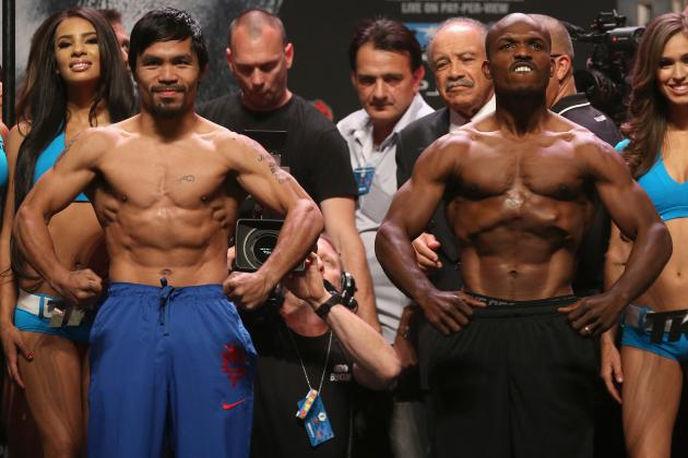 Manny Pacquiao's Next Fight: Ranking the Best Potential Opponents