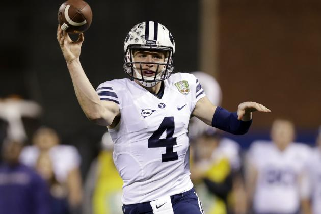 Grading BYU's Post-Spring Depth Chart