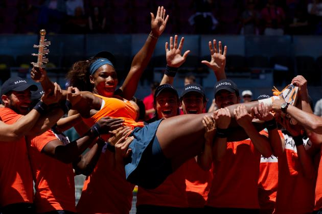 Power Ranking the Top 20 Women Going into European Clay-Court Stretch