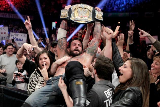 WWE Extreme Rules 2014: Greatest Title Matches in PPV's History