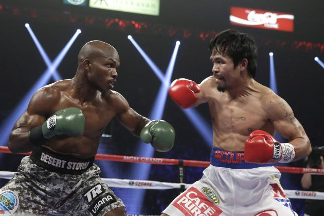 Top 25 Pound-for-Pound Boxers After Pacquiao vs. Bradley 2