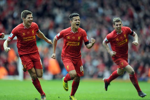 Liverpool's Title Charge and the Greatest World Football Moments of the Weekend