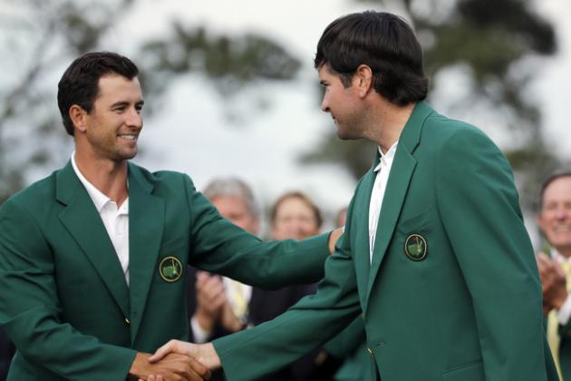 The Masters 2014: Grading the Performance of Golf's Top Stars at Augusta