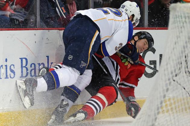 Blues vs. Blackhawks: Preview and Prediction for NHL Playoffs 2014 Matchup