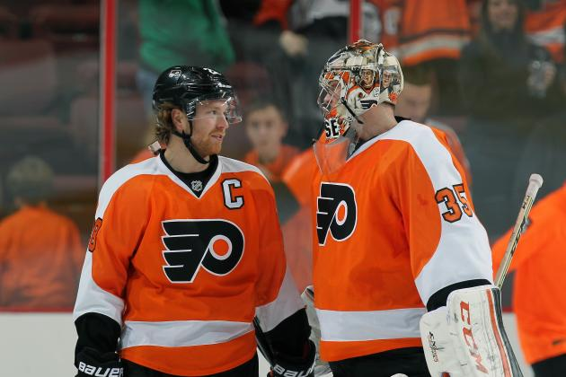 The 5 Most Impressive Philadelphia Flyers During the 2013-14 Regular Season