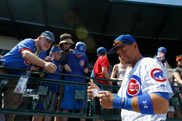 Stock Up, Stock Down for Chicago Cubs' Top 10 Prospects After Week 2