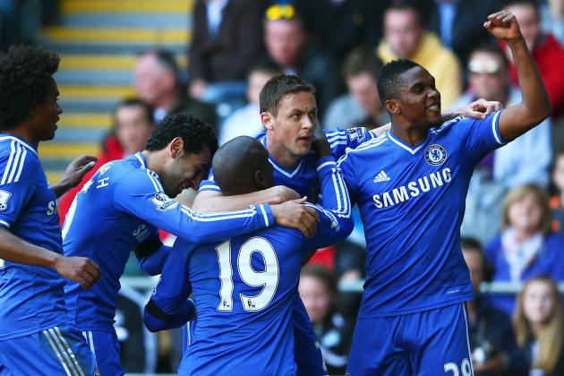 Swansea City vs. Chelsea: 6 Things We Learned