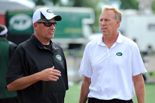 Best- and Worst-Case Scenarios for New York Jets' Top 3 Picks
