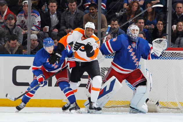 New York Rangers' 5 Biggest Questions in Playoff Series vs. Philadelphia Flyers