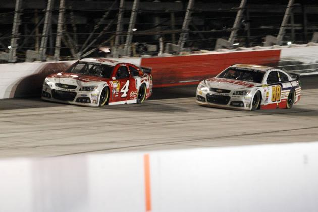 NASCAR at Darlington 2014: Winners and Losers from the Southern 500