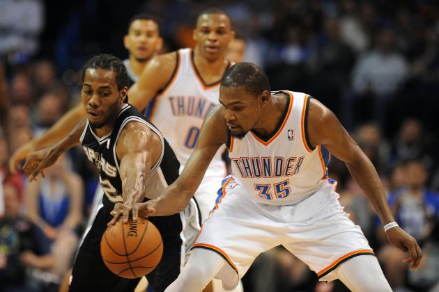2014 NBA Playoff Predictions: Complete Predictions Through the Finals