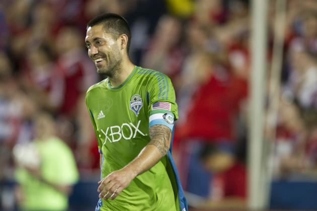 MLS Team of the Week: Dempsey Shines Bright for 2nd Straight Week