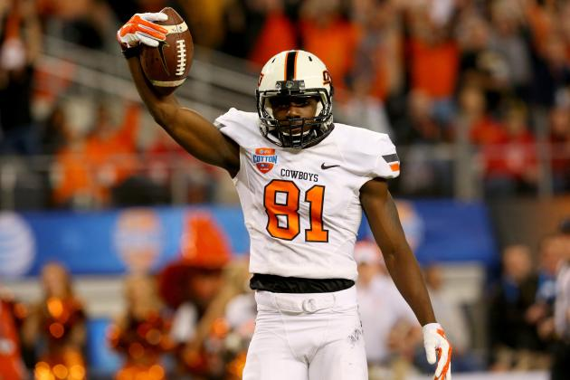 Oklahoma State Football: 8 2014 Breakout Candidates