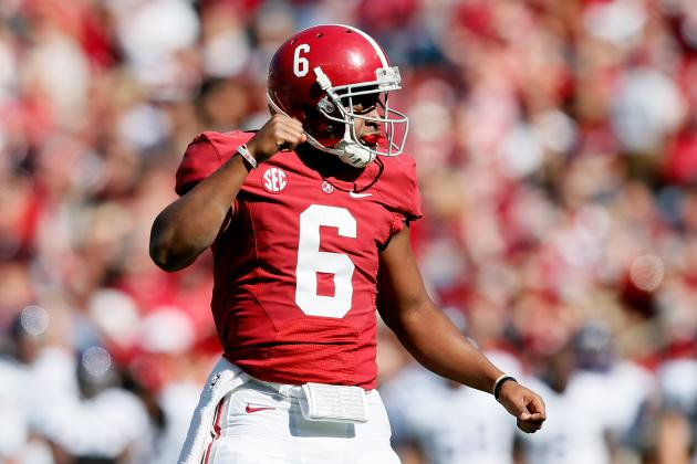Alabama Football: 5 Players to Watch in Tide's Spring Game