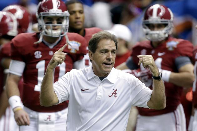 Alabama Football: 5 Unanswered Questions Heading into the Spring Game