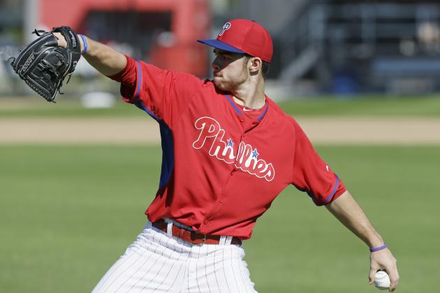 Stock Up, Stock Down for Phillies' Top 10 Prospects for Week 2