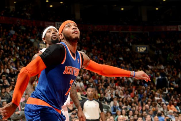What the New York Knicks Need from Carmelo Anthony Next Season