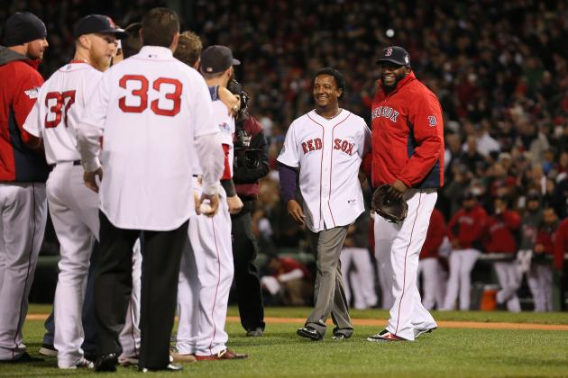 Selecting the Boston Red Sox All-21st Century Team, Position by Position