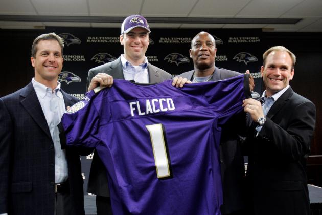 4 2014 NFL Draft Picks That Could Be Opening-Game Starters for Baltimore Ravens