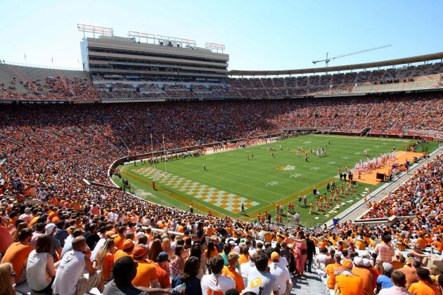 Tennessee Football: Top Performers from the Volunteers' Spring Game