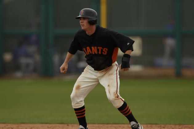 Stock Up, Stock Down for San Francisco Giants' Top 10 Prospects Entering Week 3