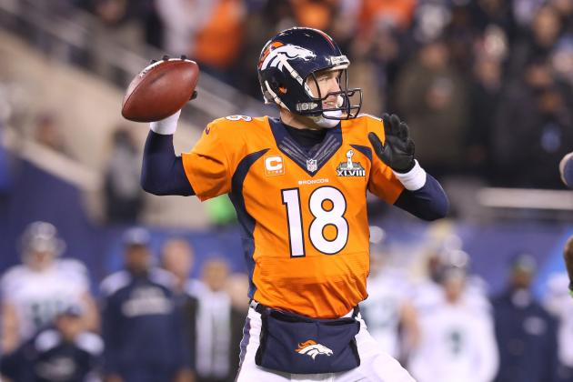 Denver Broncos Schedule 2014: Win-Loss Predictions for Every Game