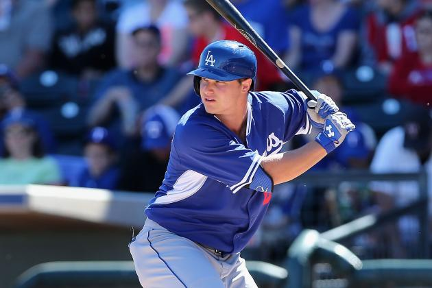 Stock Up, Stock Down for Los Angeles Dodgers' Top-10 Prospects for Week 2