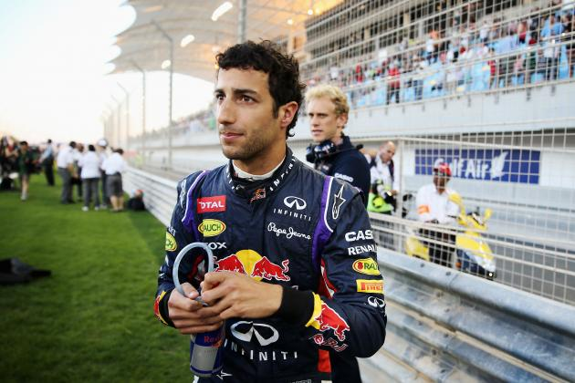 Ranking 6 Formula 1 Drivers Having a Better 2014 Season Than Last Year