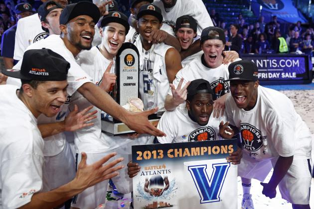 Preseason College Basketball Tournaments We Can't Wait to See in 2014-15