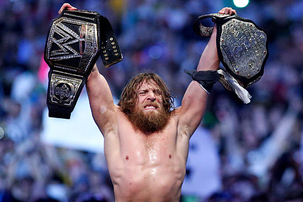 Daniel Bryan and the Top 10 Everymen in Wrestling History