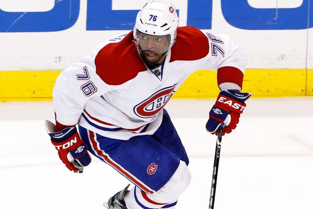 Montreal Canadiens' Biggest Questions in Playoff Series vs. Tampa Bay Lightning