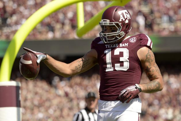 2014 NFL Mock Draft: Who Is on the Rise in the First Round?