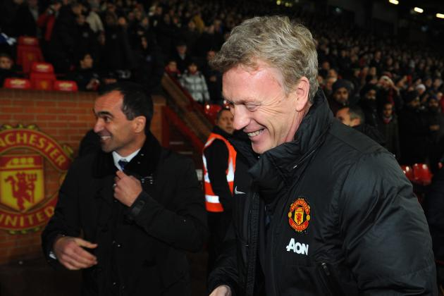 7 Things Roberto Martinez Does Better Than David Moyes