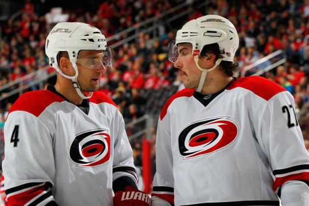 Grading and Evaluating Each Carolina Hurricanes Player in 2013-14 NHL Season